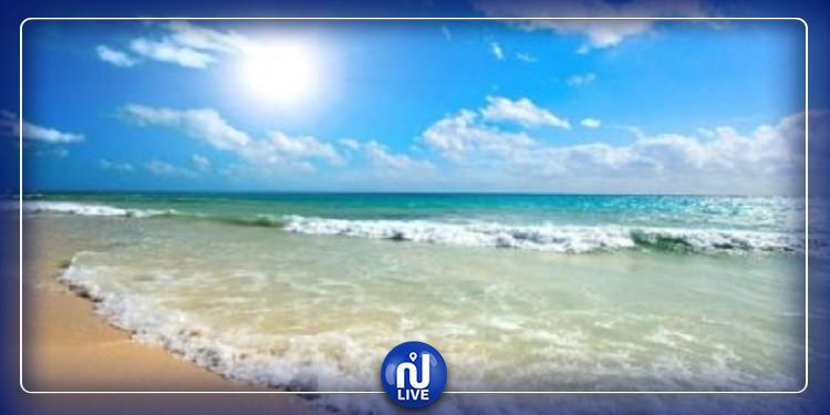 ارتفاع طفيف في درجات الحرارة والبحر مضطرب بخليجي تونس والحمامات