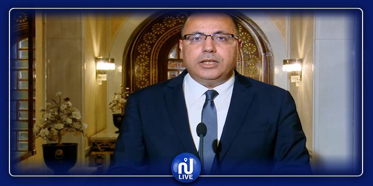 اليوم: المشيشي يجري لقاءات مع رؤساء الجمهورية ورؤساء الحكومات السابقين
