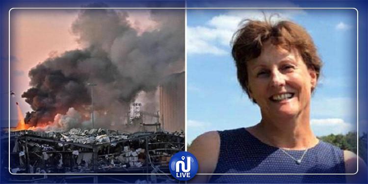 انفجار بيروت: وفاة زوجة سفير هولندا متأثرة بإصابتها