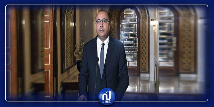 المشيشي يؤكد أنه سيدعم القضاء والتعاون مع جميع مكوناته
