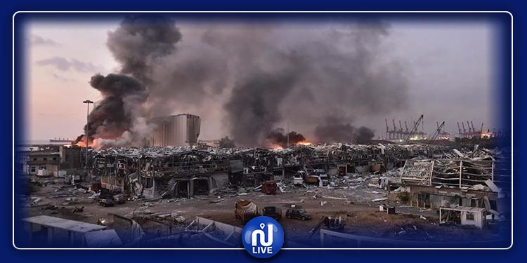 الشروع في التحقيقات على خلفية انفجار مرفأ بيروت