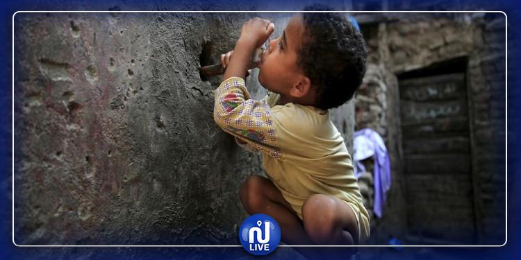 ارتفاع نسبة الفقر لدى الأطفال الى 25% بعد الحجر الصحي الشامل