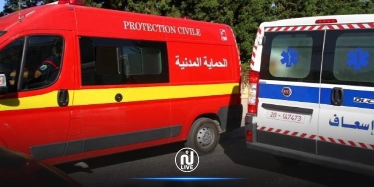 ارتفاع عدد أعوان الحماية المدنية المصابين بكورونا في المنستير