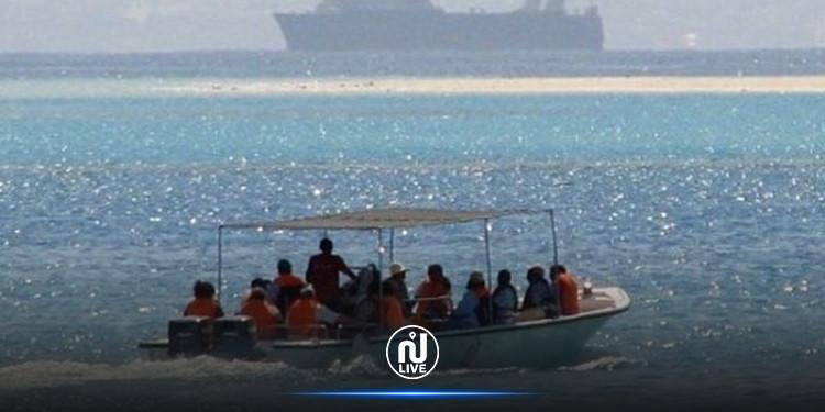 جربة: جيش البحر يحبط عملية ''حرقة'' ويقبض على 17 شخصا