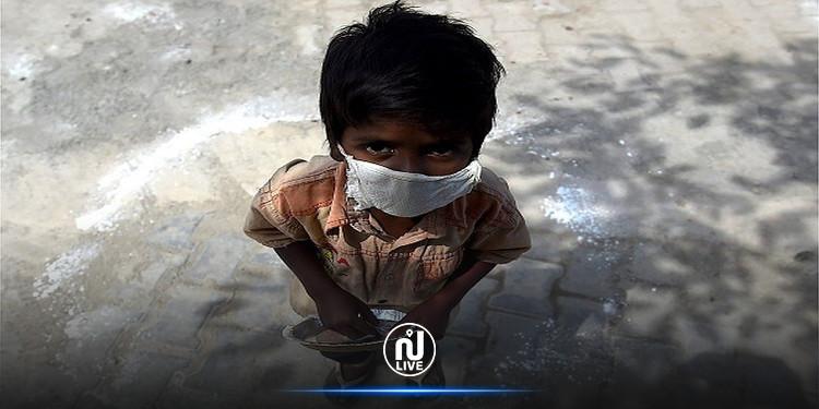 يونيسف: 150 مليون طفل دخلوا دائرة الفقر بسبب كورونا