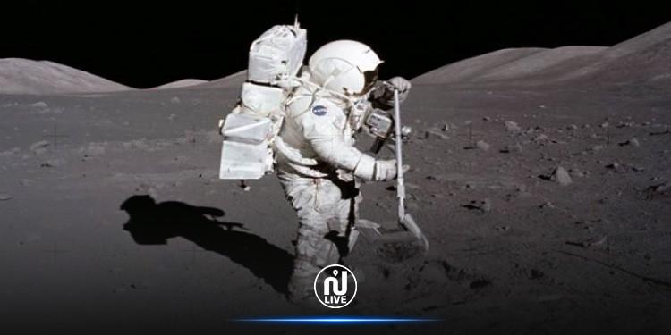 لأول مرة.. ''ناسا'' تعلن اكتشاف ماء على السطح المضيء للقمر
