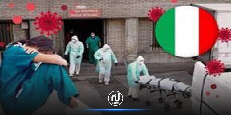 ارتفاع غير مسبوق للإصابات بكورونا في إيطاليا