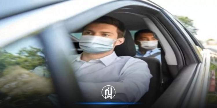 الحيوني يوضح حول فرض ارتداء الكمامة داخل السيارات الخاصة
