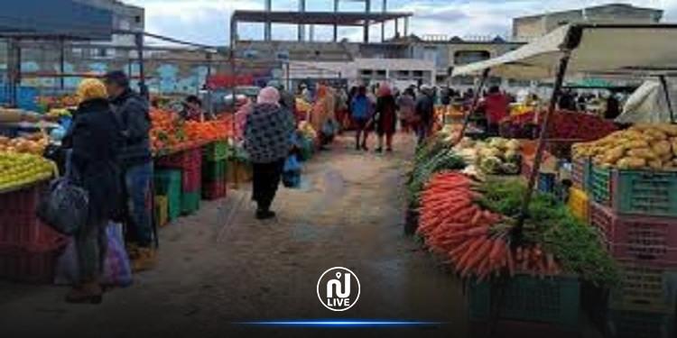 إعادة فتح 27 سوقا أسبوعية بالمنستير