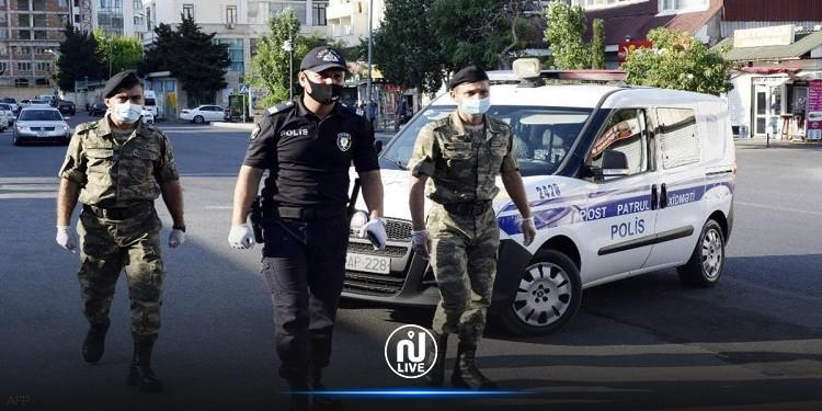 الولايات المتحدة تحذر رعاياها من هجمات إرهابية في أذربيجان