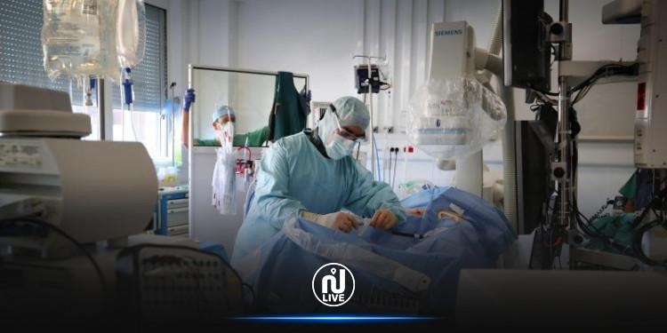 44 وفاة بفيروس كورونا في 24 ساعة