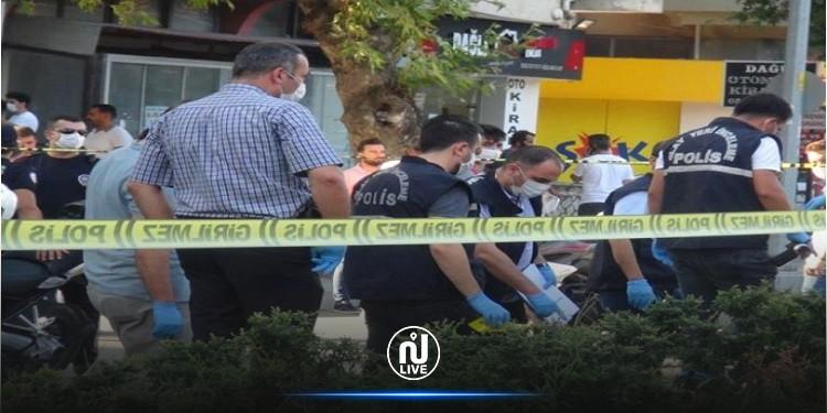 انتحاري يفجر نفسه وسط مدينة هاطاي  التركية