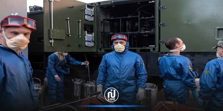 فلسطين: أطباء روس للمساعدة في مكافحة كورونا