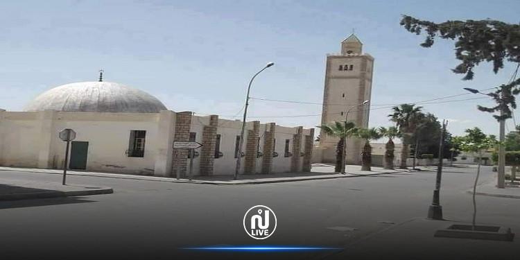 القصرين :  القبض على شخص اقتحم المسجد الكبير للمرة الثالثة على التوالي