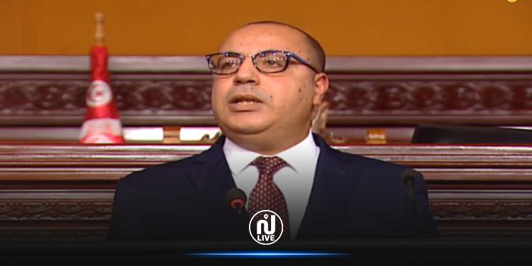 المشيشي: صحة التونسيين من أولويات الحكومة خاصة مع جائحة كورونا