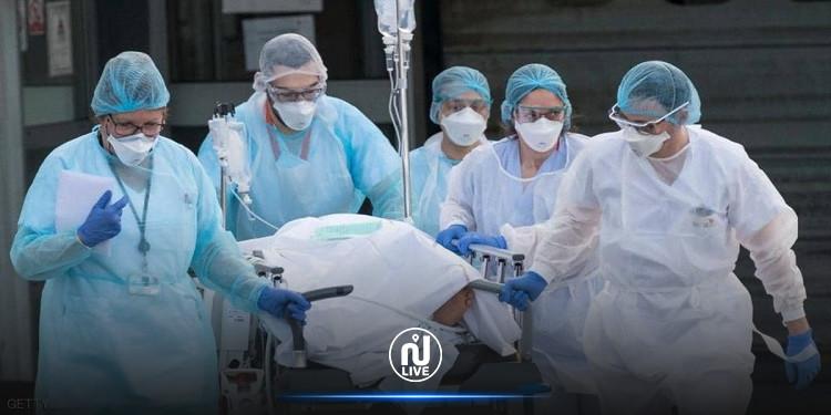 بريطانيا: 603 وفاة وأكثر من 13 ألف إصابة جديدة بكورونا