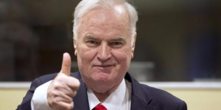 Ratko Mladic, le ''Boucher des Balkan'', condamné à la perpétuité