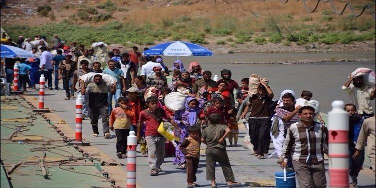 حوالي مليوني عراقي عادوا إلى مناطقهم اثر تحريرها من داعش