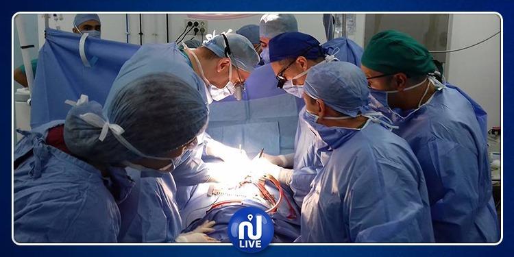 نجاح طبي جديد بصفاقس: استبدال صمام القلب دون خياطة في 15 دقيقة(صور)