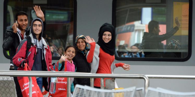 ألمانيا تتكفل بتعليم 196 ألف طفل سوري