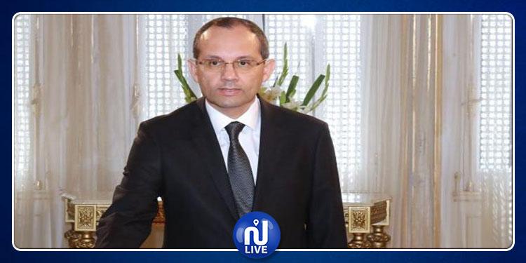 وزير الداخلية يتوجّه  ببرقية شكر إلى كافة الهياكل الأمنية