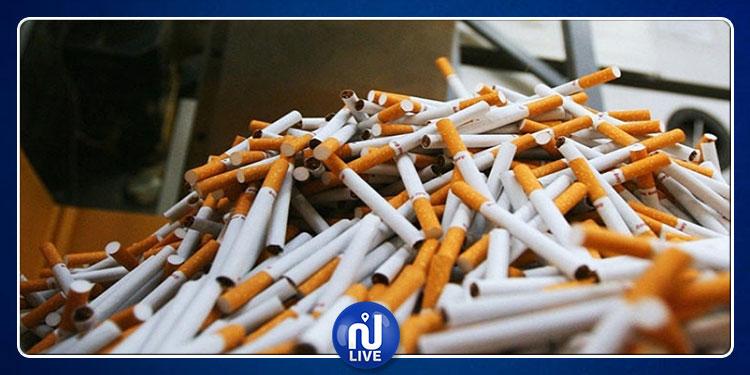 بسبب الاحتكار والتلاعب بالأسعار..حجز أكثر من 8 آلاف علبة سجائر