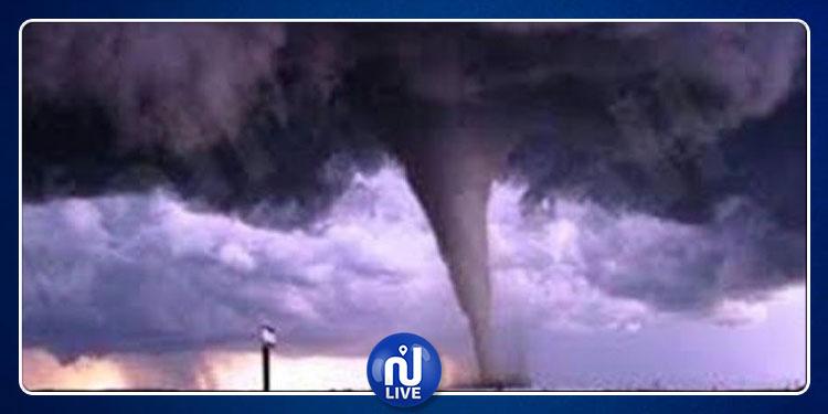 خبراء يحذّرون من إعصار نادر قد يضرب هذه الدول  ! (صور)