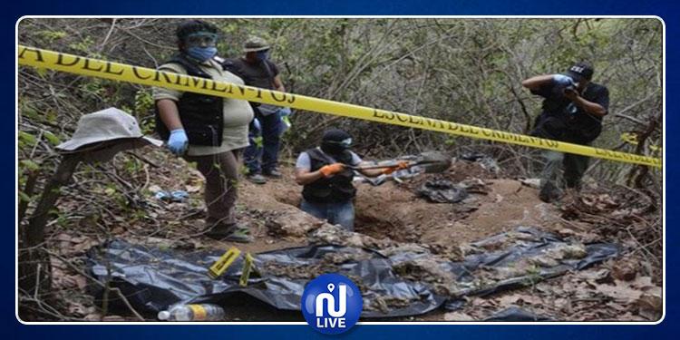 المكسيك: العثور على 13 جثة في مقبرة جماعية والحصيلة قابلة للارتفاع