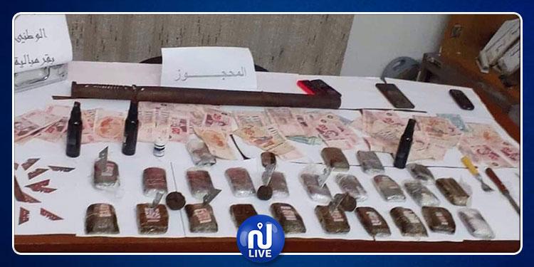 قرمبالية: إيقاف تونسي مقيم بالخارج ينشط في شبكة دولية لترويج المخدرات