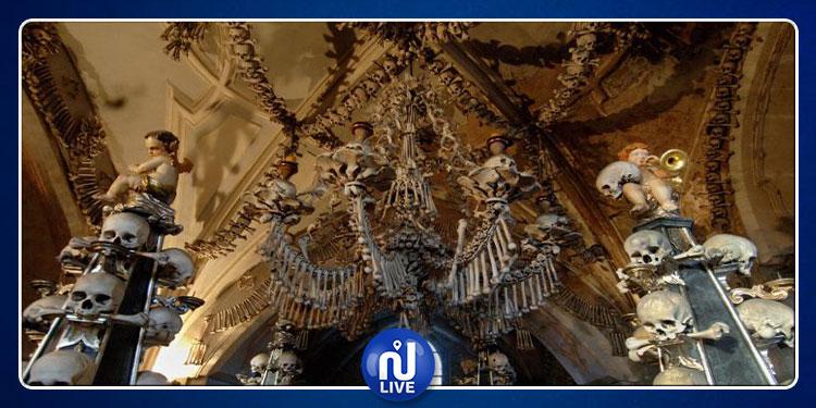 مع 2020..حظر صور السيلفي في 'كنيسة العظام' بأوروبا