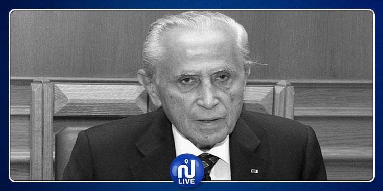 وفاة وزير الاتصالات السابق ابراهيم خواجة