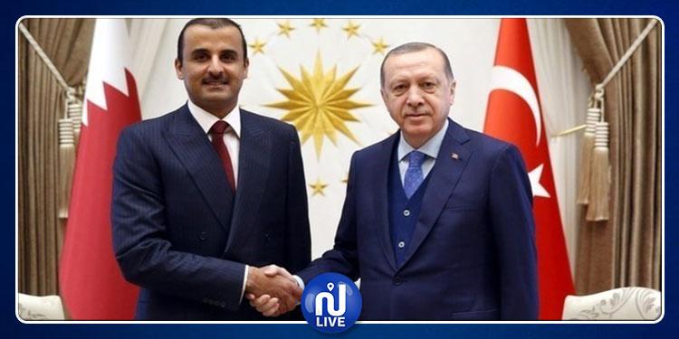 قطر تشق الصف العربي و تزكي العدوان التركي على سوريا