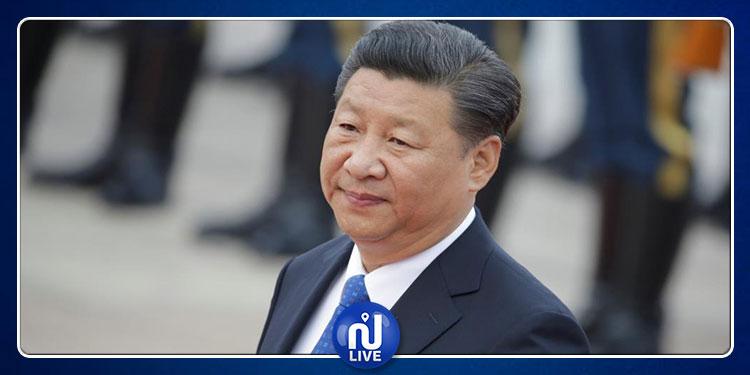 رئيس الصين يهدد بـ''طحن عظام'' كل من يحاول تقسيم بلاده