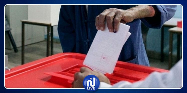 النتائج الأولية للانتخابات التشريعية بدائرة نابل 1 ودائرة نابل 2