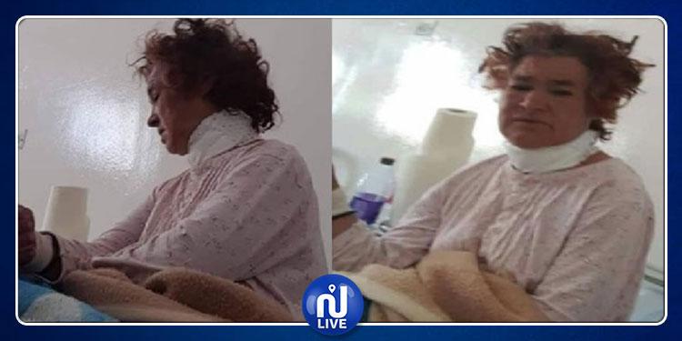 العاصمة: إيواء متسولة بالمستشفى بعد تعرضها إلى محاولة ذبح