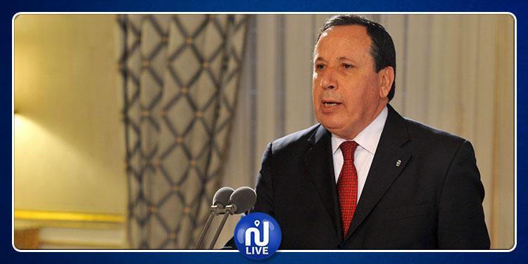 الجهيناوي: تونس يجب أن تكون حاضرة في أي مبادرة لحل الأزمة الليبية