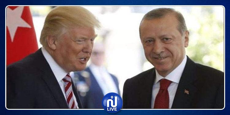 ترامب لأردوغان: عزيزي.. دعنا نبرم صفقة جيدة حول سوريا !