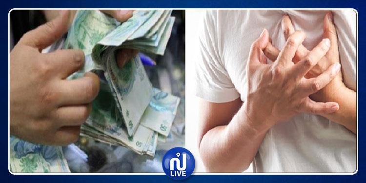 دراسة: من لديهم رواتب غير منتظمة معرضون لأمراض القلب والاكتئاب