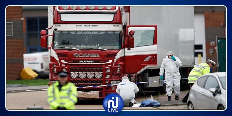39 جثة داخل شاحنة بريطانية: بداية تحديد جنسيات الضحايا
