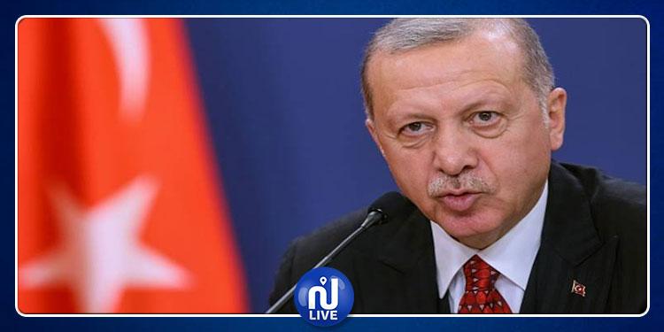 أردوغان يهدّد باستئناف العملية العسكرية في سوريا