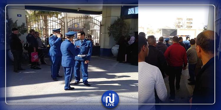 القبض على جزائرية تسرق رضيعا من المستشفى