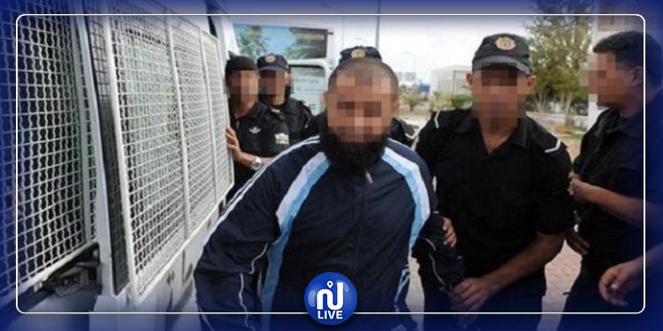 منوبة : إيقاف إرهابي صادرة في حقه أحكام بـ 36 سنة سجنا