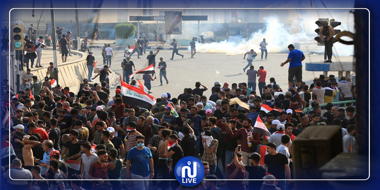 الحصيلة النهائية للقتلى في مظاهرات العراق