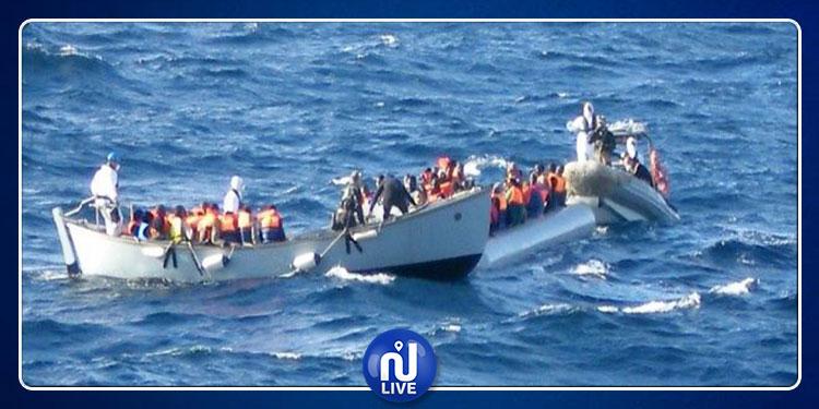 صفاقس: القبض على 49 شخصا من أجل إجتياز الحدود البحرية خلسة