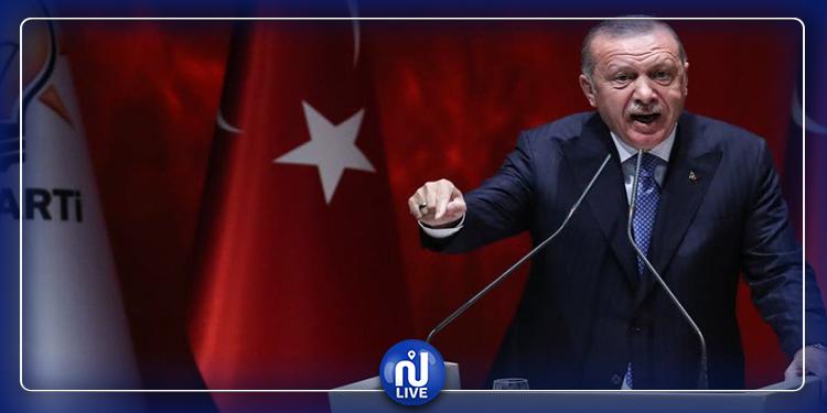 أردوغان: سنضرب قوات الحكومة السورية في أي مكان..