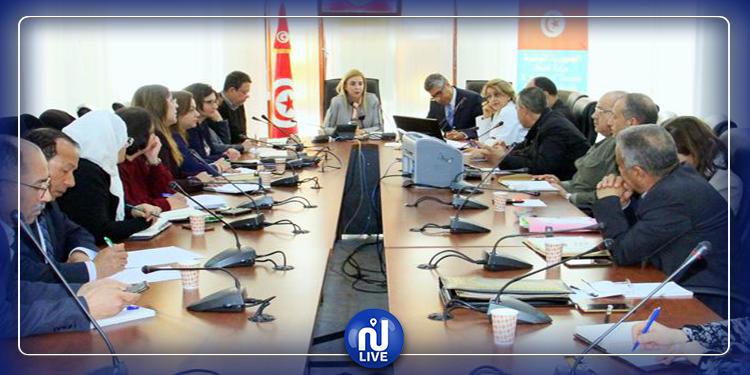 إجتماع اللجنة القارة لمتابعة فيروس كورونا