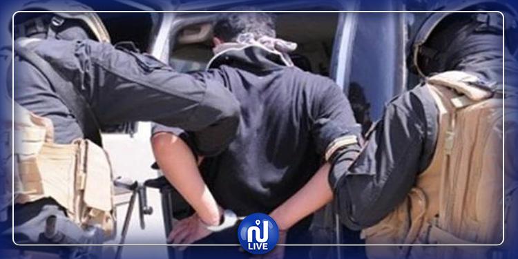 مجاز الباب: القبض على شاب بتهمة الإنضمام إلى تنظيم إرهابي