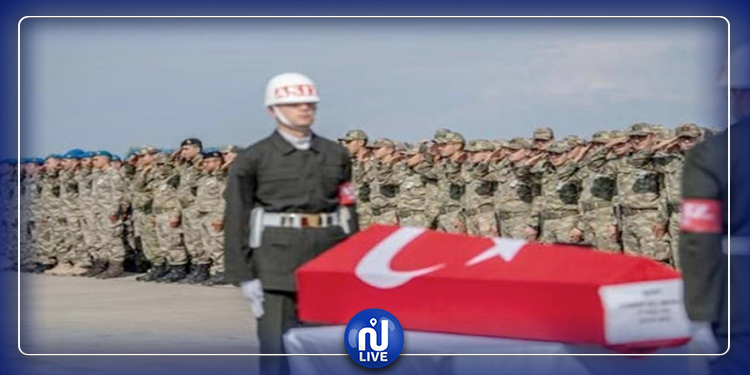 الرئيس التركي يعلن مقتل جنديين في ليبيا