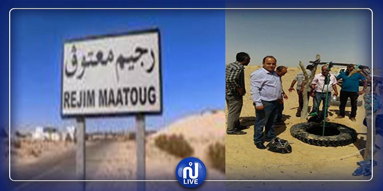 إحداث معبر حدودي مع الجزائر في رجيم معتوق