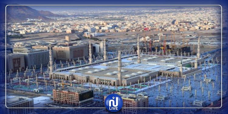 هزة أرضية خفيفة بالمدينة المنورة
